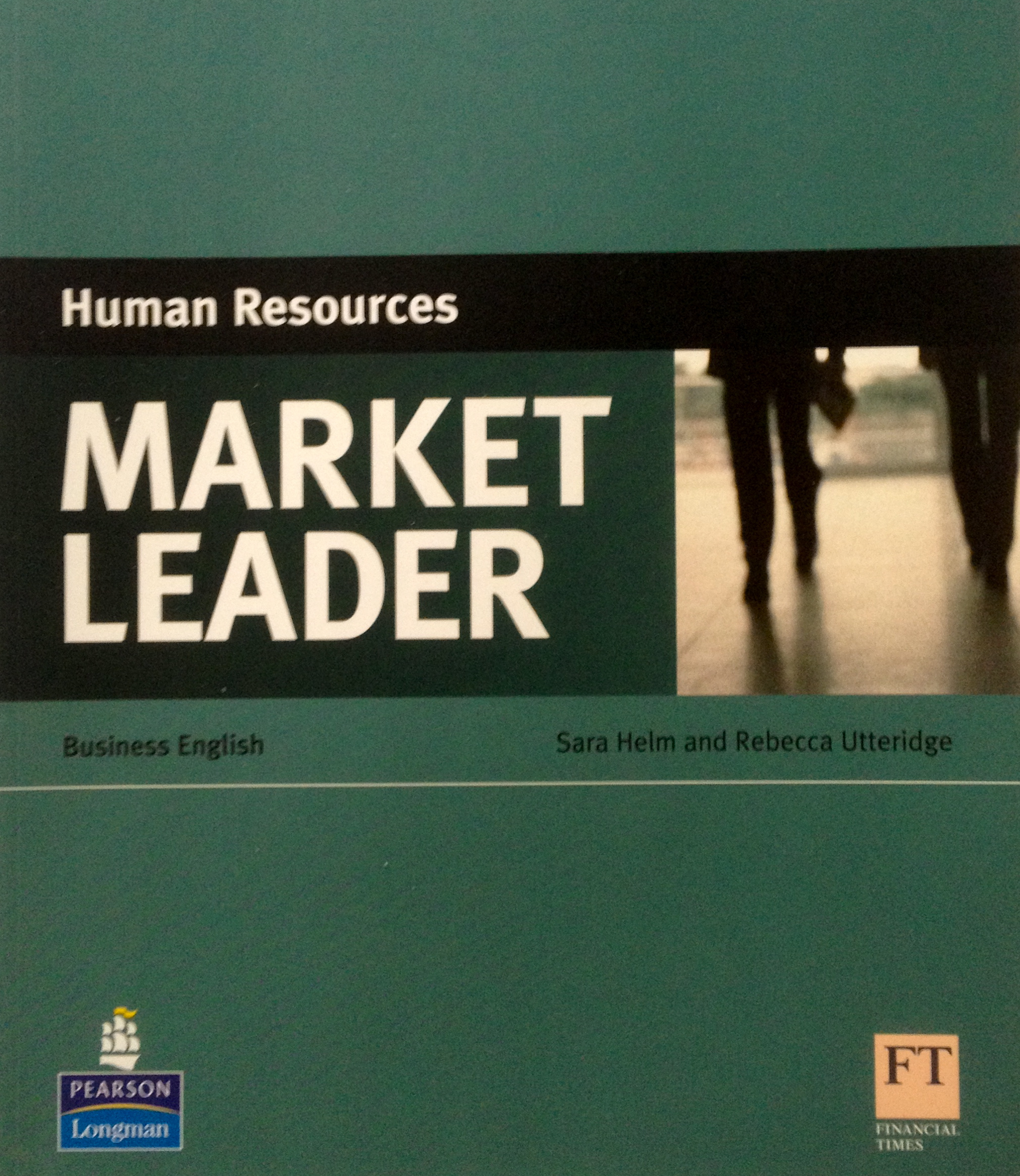 Pearson Market Leader Human Resources