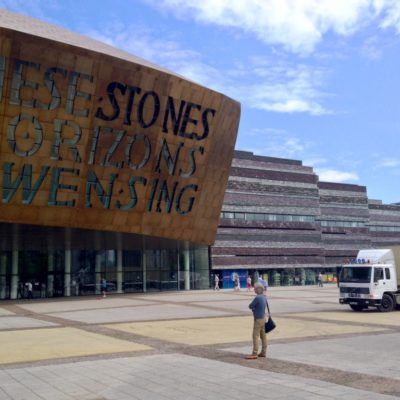 Cardiff Millenium Centre, Wales