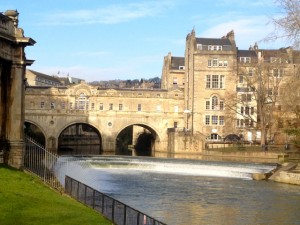 image of Pulteney Bridge Bath