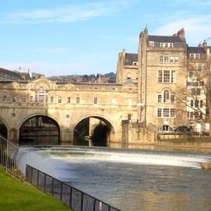 image of Pulteney Bridge Bath