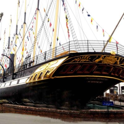 SS Great Britain, Bristol, UK