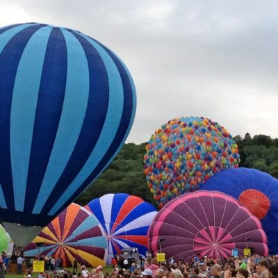 Bristol Balloon Fiesta, UK