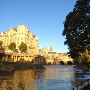 River Avon, Bath, UK