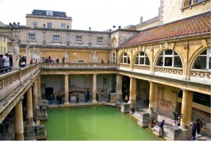 image of Roman Baths in Bath