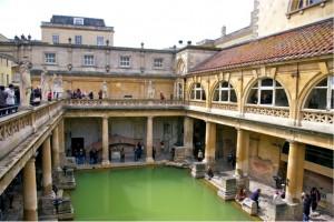 image of Roman Baths in Bath