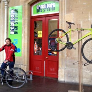 The best cycle hire shop