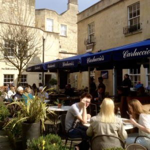 Bath Restaurant, UK