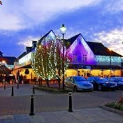 Bicester Village, Discount Designer Shopping