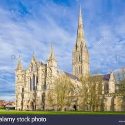 Salisbury Cathedral, Wiltshire, UK