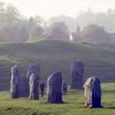 Avebury Stone Circle, Wiltshire, UK