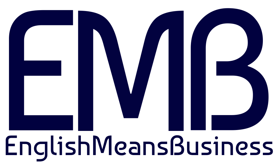 English Means Business logo